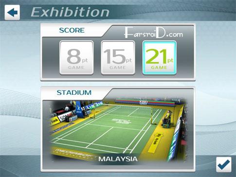Download Badminton: Jump Smash Android Apk + obb - NEW