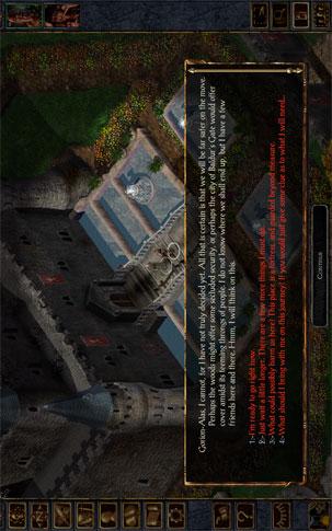 Baldur's Gate Enhanced Edition - بازی اندروید