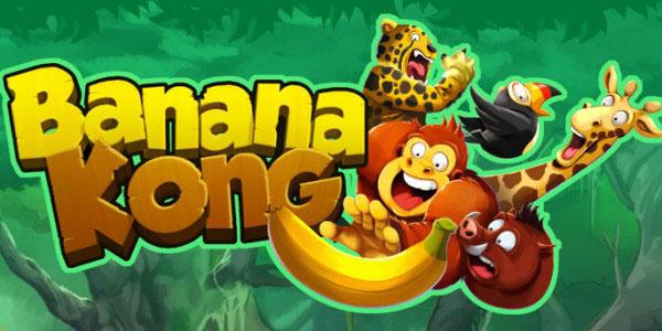 دانلود Banana Kong - بازی پرطرفدار میموم گرسنه اندروید + مود
