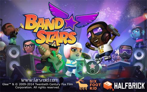 دانلود Band Stars - بازی موزیکال گروه ستاره اندروید + دیتا