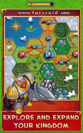 دانلود Battle Age: War of Kingdoms 1.893 – بازی جنگ امپراطوری اندروید
