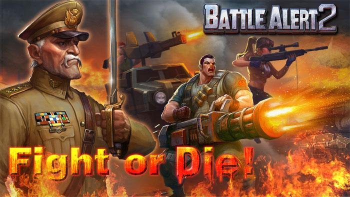 دانلود Battle Alert 2 3D Edition - بازی استراتژی نظامی اندروید !