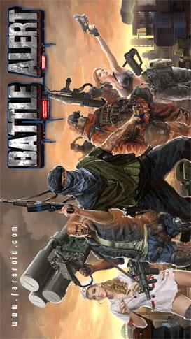 دانلود Battle Alert 4.7.63 – بازی استراتژیک جنگ جهانی دوم اندروید!