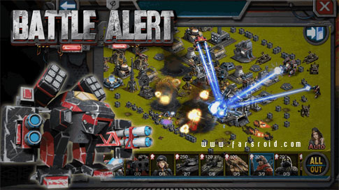 Download Battle Alert Android Game Apk - New Free Google Play