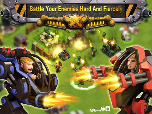 Battle Glory Android