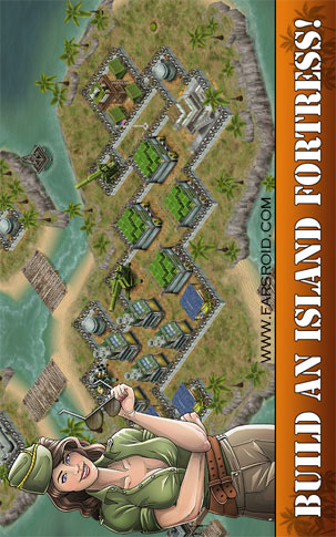 دانلود Battle Islands 5.4 – بازی استراتژی نبرد جزایر اندروید + مود