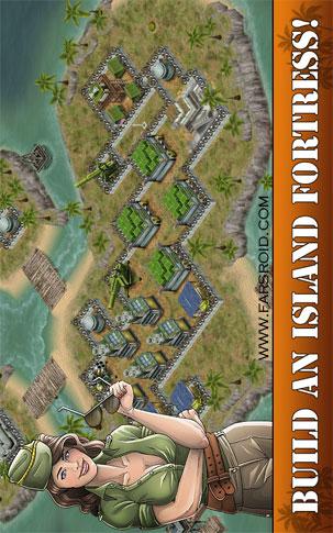 Battle Islands Android - بازی جدید اندروید