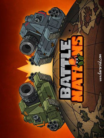 Battle Nations Android بازی اندروید