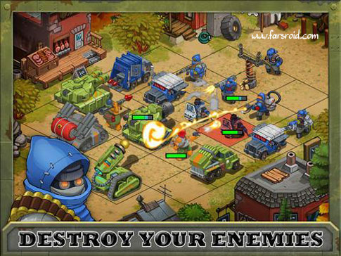 Download Battle Nations Android Apk + Obb - NEW FREE