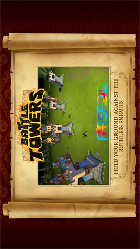 Battle Towers Android بازی اندروید