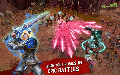 Download Battle of Heroes Android Apk + Obb SD - Google Play