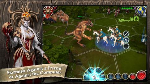 دانلود BattleLore: Command 1.2.2 – بازی استراتژیک نبردهای افسانه ای اندروید + مود + دیتا