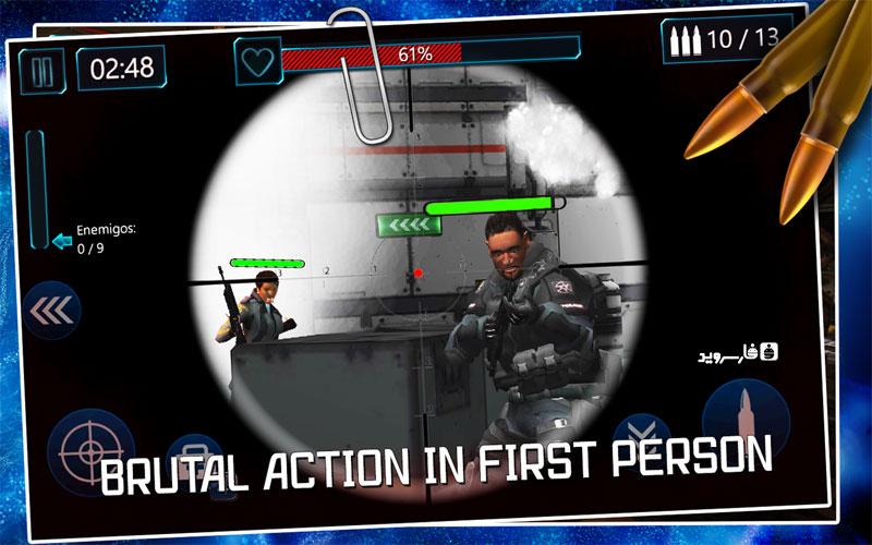 Battlefield Interstellar Android
