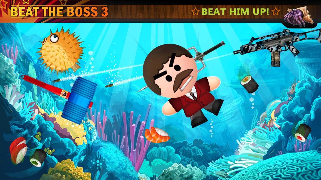 Beat the Boss 3 (17+) Android بازی اندروید
