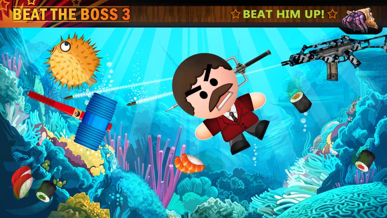 دانلود Beat the Boss 3 2.0.3 – بازی ضرب و شتم رئیس 3 اندروید + مود