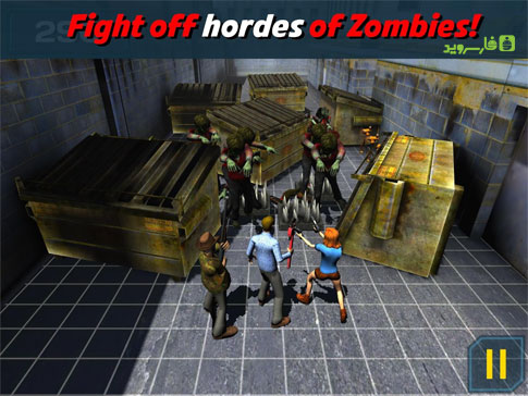 Because Zombies Android