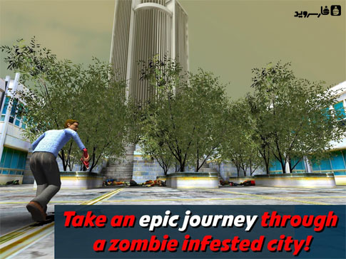Because Zombies Android - بازی جدید اندروید