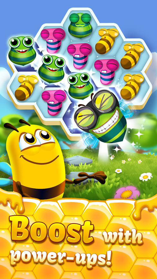 Bee Brilliant Android