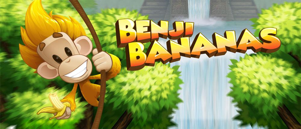 دانلود بازی Benji Bananas - موزهای بنجی برای اندروید