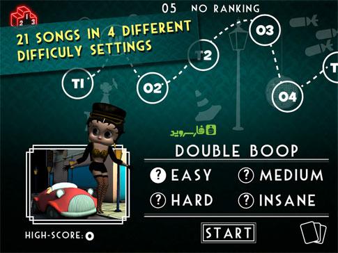 دانلود Betty Boop™ Bop 3 – بازی موزیکال جدید اندروید!