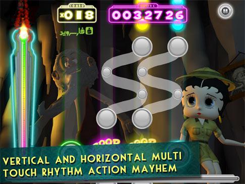 Betty Boop™ Bop Android - بازی جدید اندروید