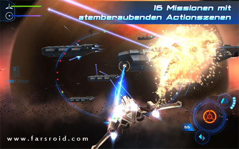 Download Beyond Space Android Apk + Obb New Game - FREE