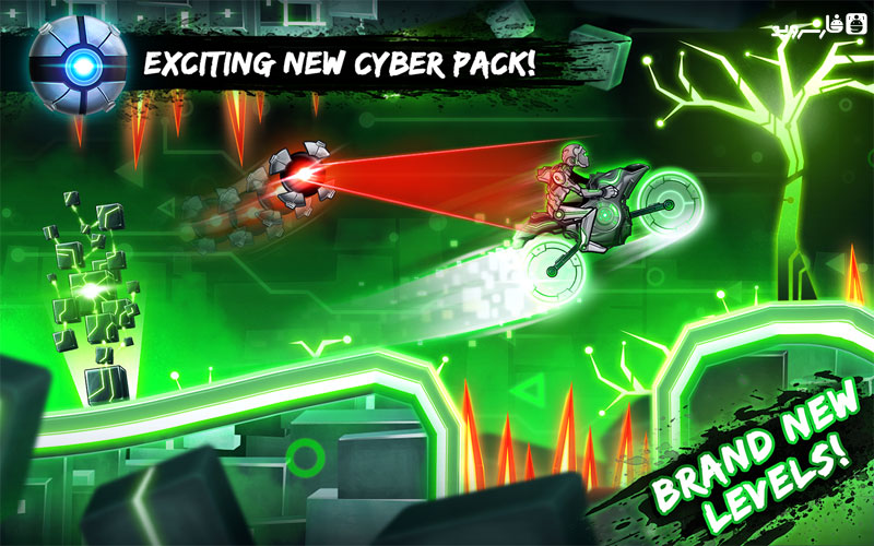 Download Bike Rivals Android Apk + Mod Unlocked - Google Play