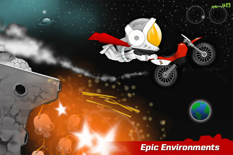 Download Bike Up Android Apk Original + Mod Money/Unlocked - Google Play