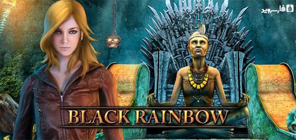 دانلود Black Rainbow HD Full - بازی ماجراجویی رنگین کمان سیاه اندروید + دیتا
