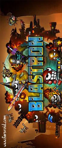 Blastron Android بازی اندروید