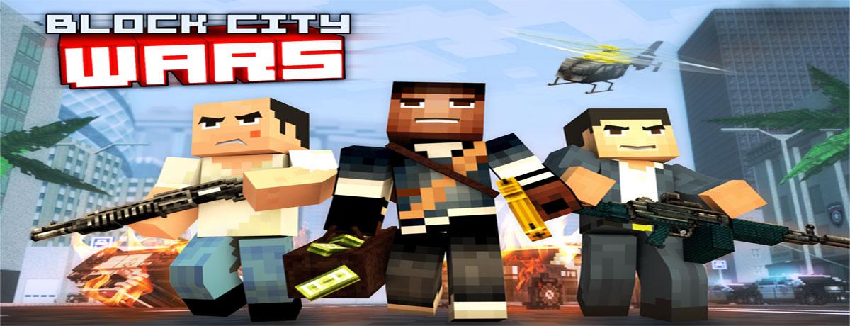 دانلود Block City Wars - نبرد در شهر آجری اندروید + دیتا