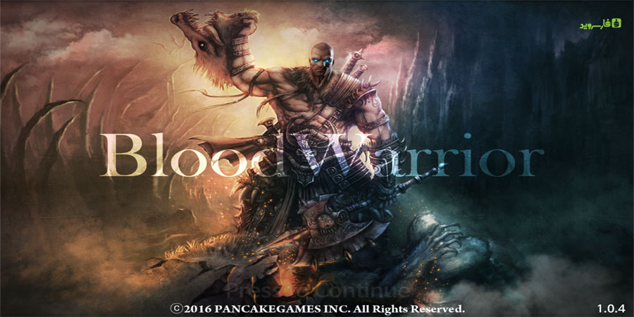 BloodWarrior Cover دانلود BloodWarrior 1.0.7 – بازی شمشیری جنگجوی خونین آندروید + مود + دیتا