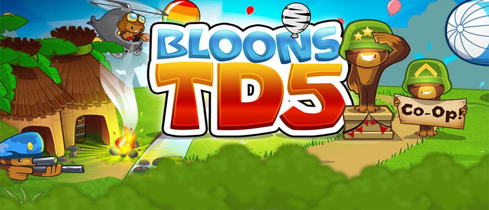 دانلود Bloons TD 5 2.11 – بازی برج دفاعی بلونز 5 اندروید + دیتا