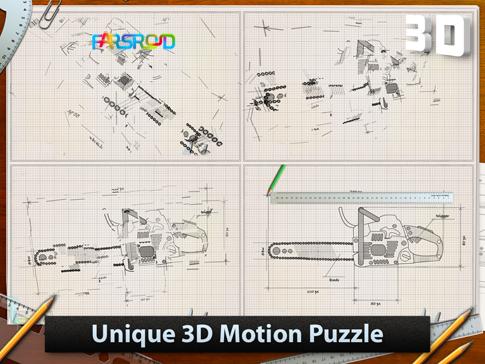 Blueprint 3D Android بازی اندروید