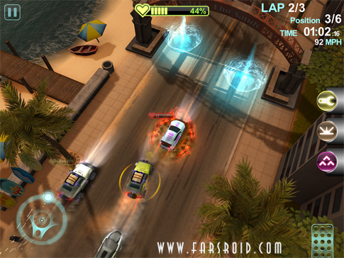 Download Blur Overdrive Android Apk + Obb - FREE