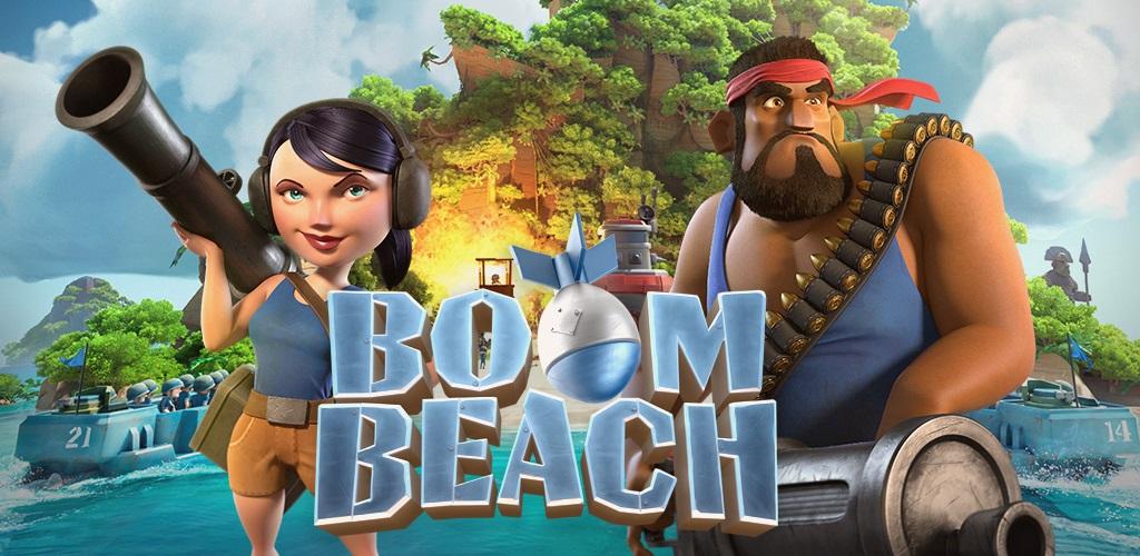 دانلود Boom Beach - بازی استراتژیک ساحل بوم اندروید!