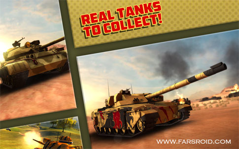 Download Boom! Tanks Android Apk + Mod + Obb - Google Play