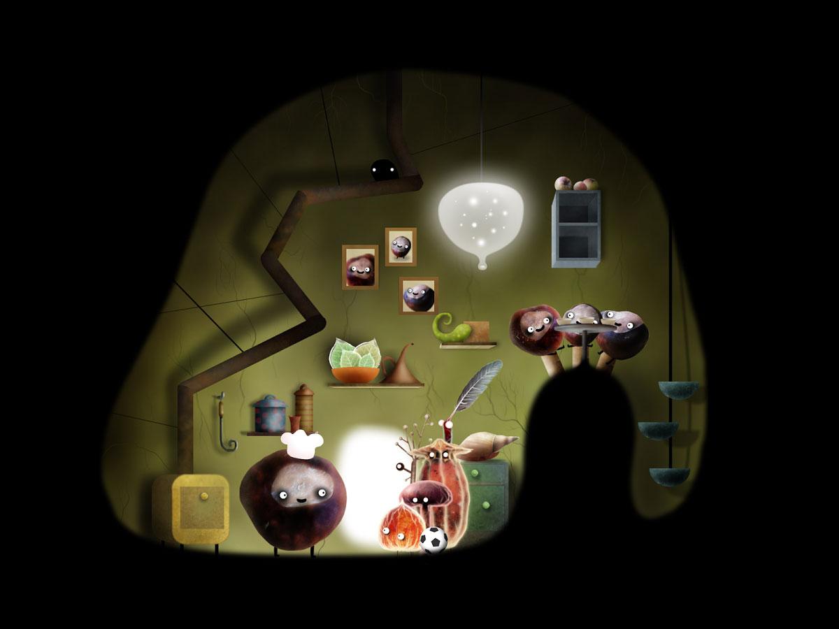 Botanicula Android - بازی جدید اندروید