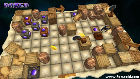 Download Boxed! - 3D Puzzle Android Apk + Obb - NEW FREE