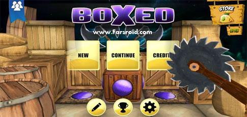 دانلود Boxed! - 3D Puzzle - بازی جعبه ها پازل های 3D اندروید