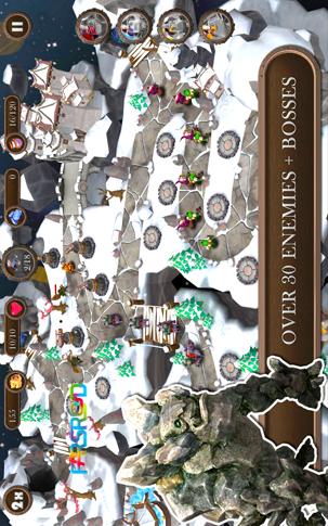 دانلود Brave Guardians 3.0.1 – بازی نگهبان شجاع اندروید + دیتا