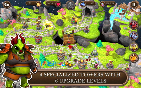 Download Brave Guardians Android APK + OBB