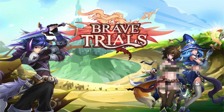 دانلود Brave Trials - بازی اکشن کوشش شجاع اندروید