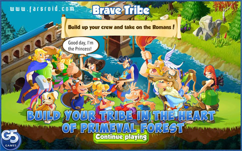 Download Brave Tribe Android Apk + Obb - New Free
