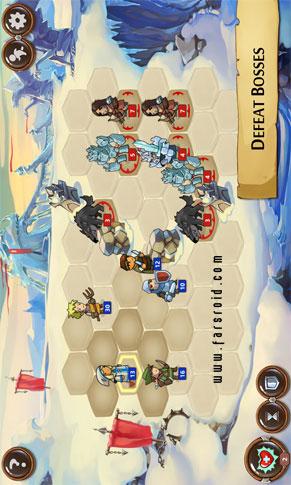 Braveland - بازی اندروید