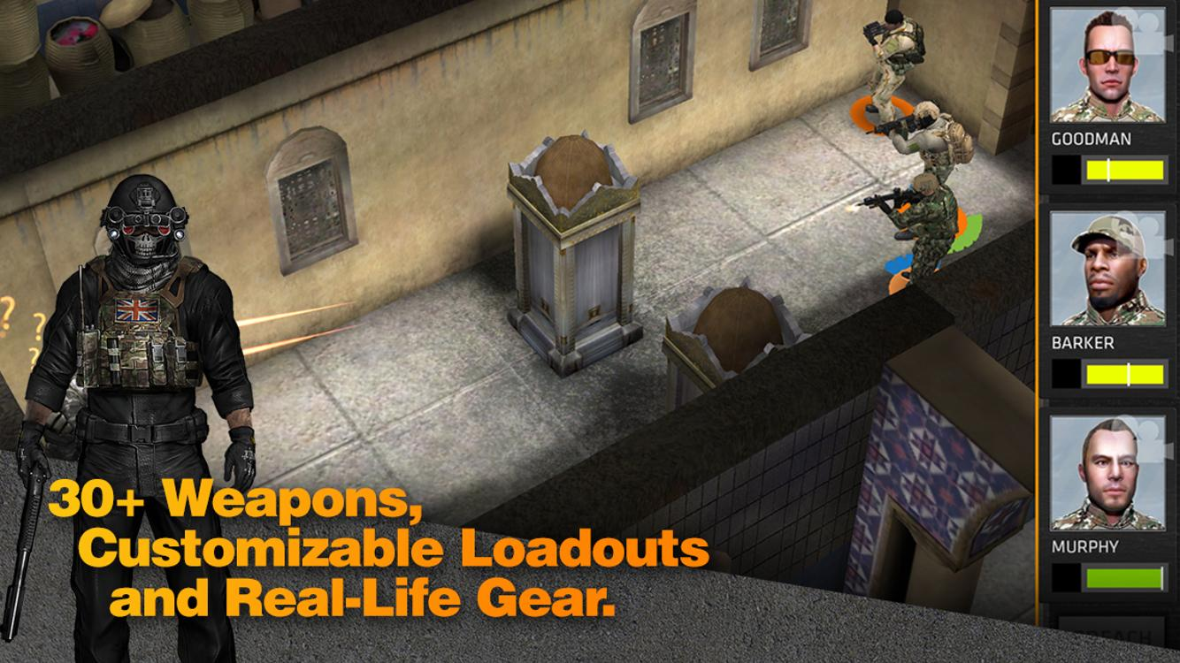 Download Breach & Clear Android Game APK + DATA