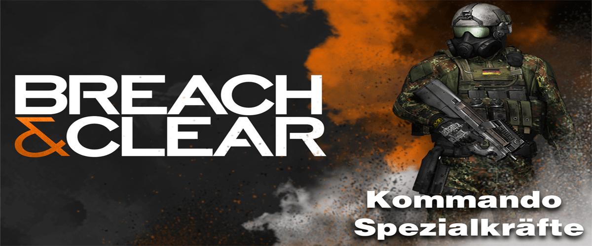 دانلود Breach & Clear - بازی گروه ضربت اندروید + دیتا !