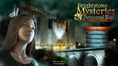 دانلود Brightstone Mysteries - بازی فکری و معمایی اسرار مصر باستان اندروید + دیتا + تریلر