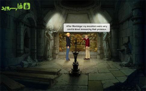 Broken Sword 5: Episode 2 Android - بازی جدید اندروید