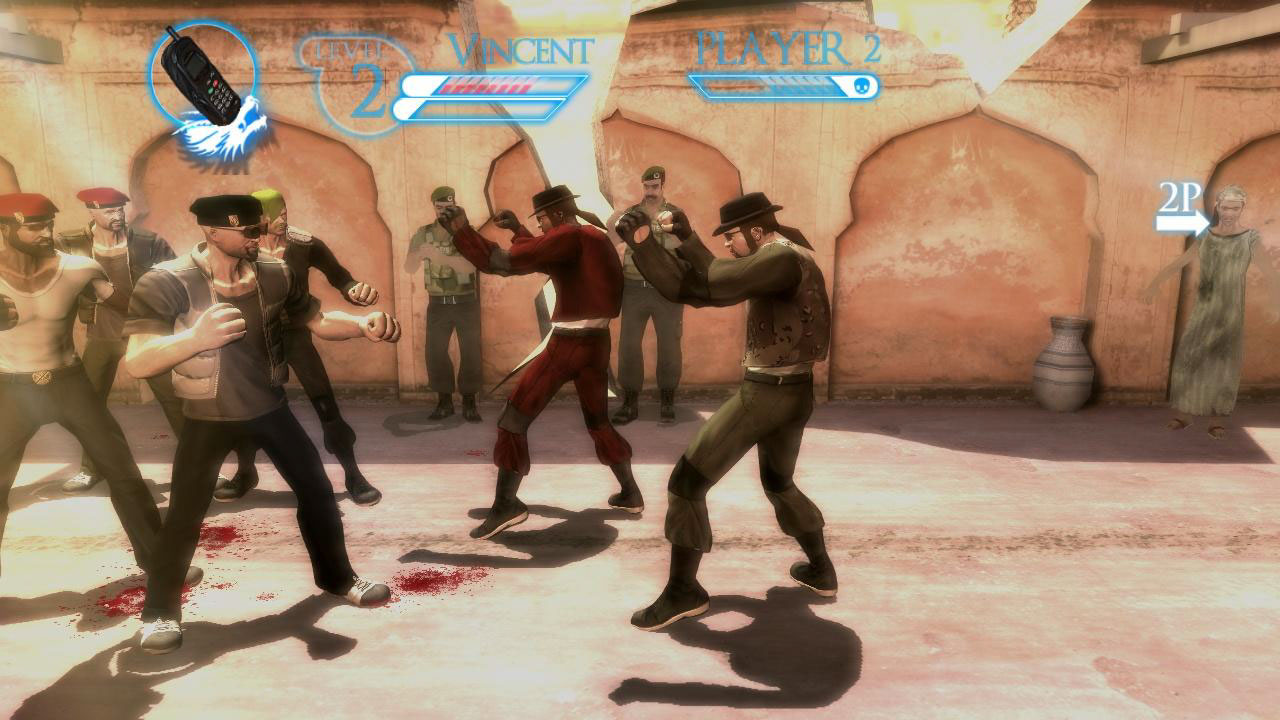 Brotherhood of Violence II Android بازی اندروید